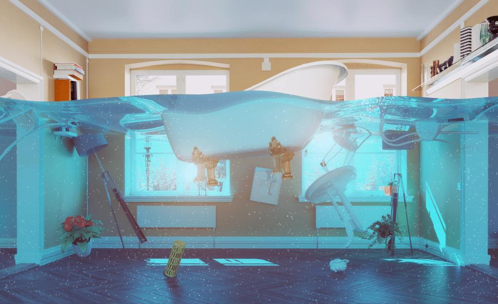 Store fordele forbundet med akut vandskadeservice