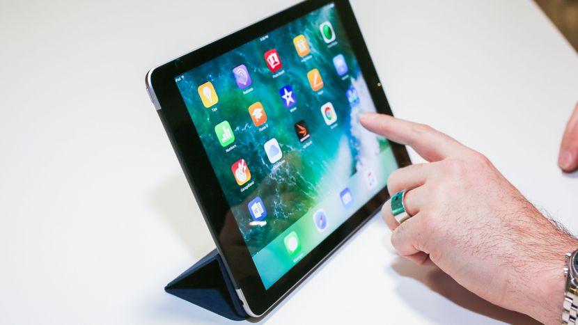 Stor besparelse på bestilling af brugt iPad online
