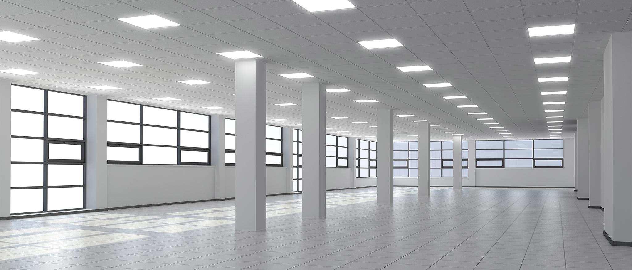 Det største udvalg af LED paneler samlet på nettet