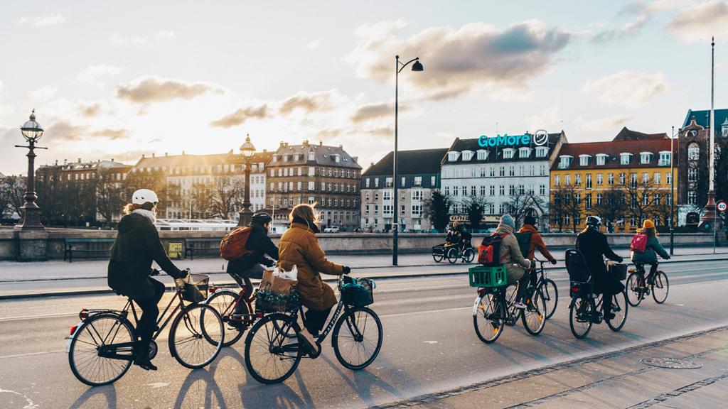 Find din nye cykeludlejning i København på nettet